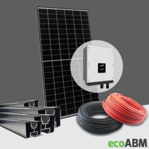 Zestaw fotowoltaiczny PV mono 1f 3,6kW dach skośny